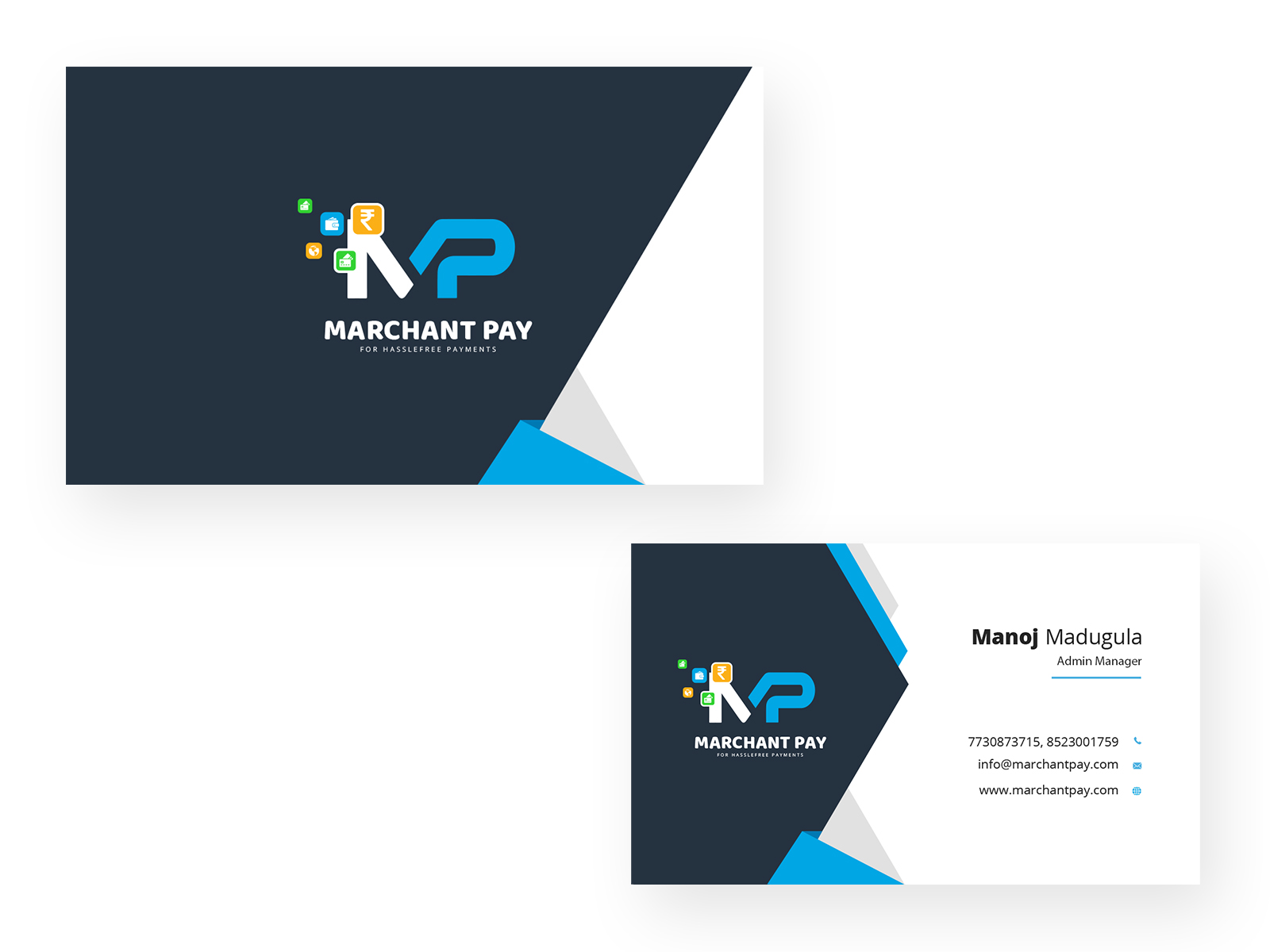 Business-card-update